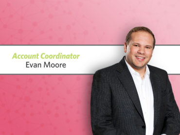 R&J Welcomes Evan Moore as Account Coordinator
