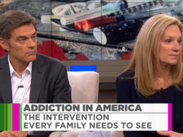 "Dr. Oz Turns to Integrity House as ""Gold Standard"" for Addiction Treatment"