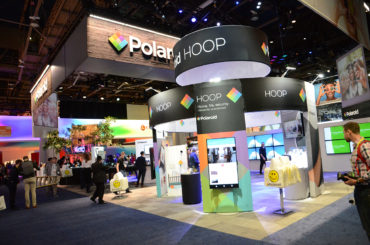 Header image: CES booth