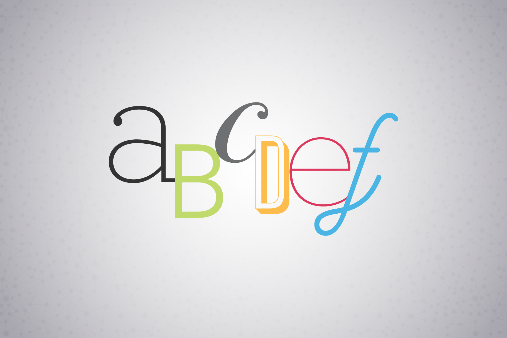 Typography-Personality
