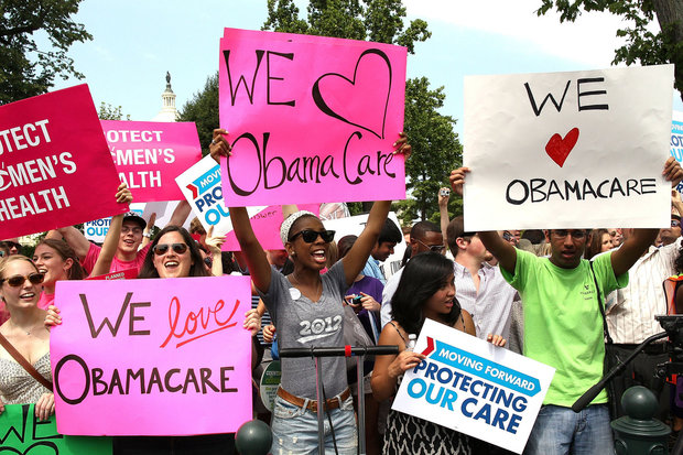 Integrity House Standing with Obamacare