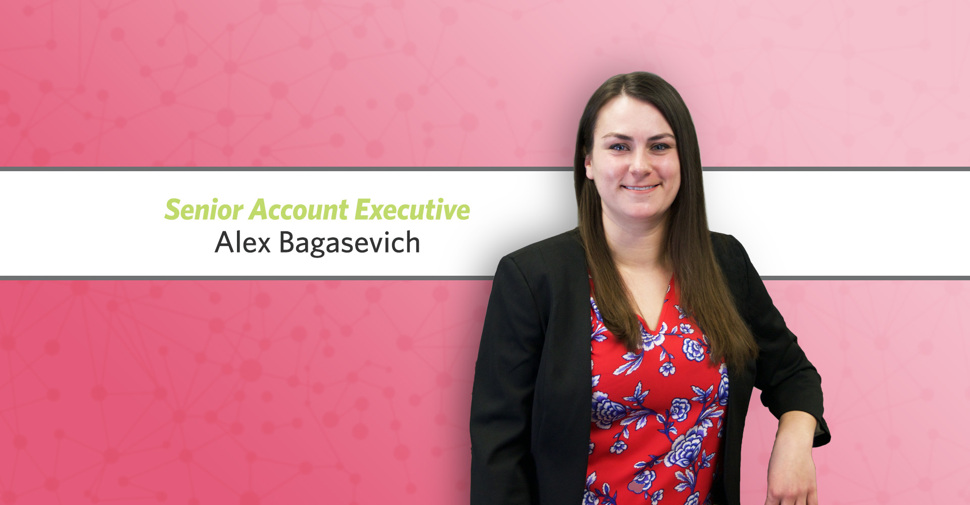 Alex Bagasevich, New Hire