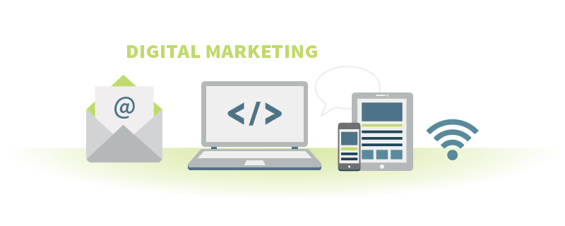 Digital Marketing header image