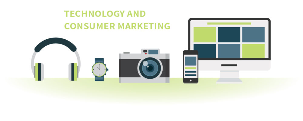 Technology and Consumer Marketing image