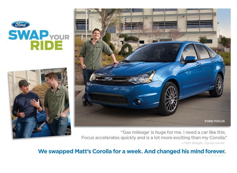 Ford Motor Company Rebrand Case Study image 1