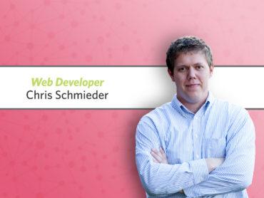 Chris Schmieder Hiring