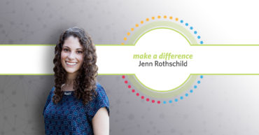 Jenn Rothschild Receives Make a Difference Award