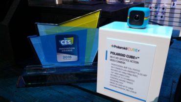 Polaroid Receives Major Media Buzz at CES 2016