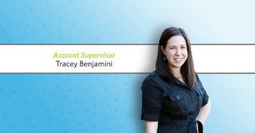 Tracey Benjamini Promotion