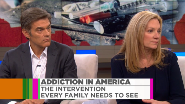"""Dr. Oz Turns to Integrity House as """"Gold Standard"""" for Addiction Treatment"""