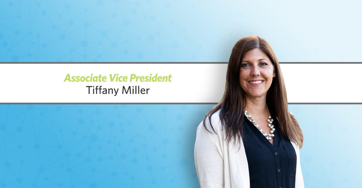 Tiffany Miller promotion image