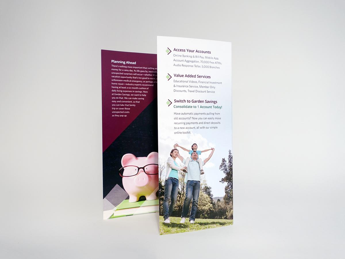 Saving GSFCU Brochure