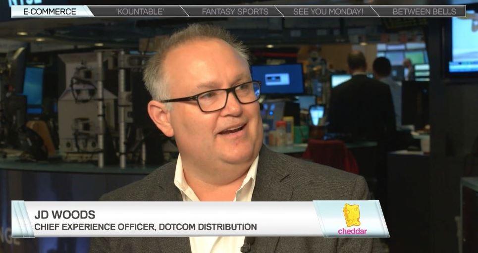 JD Dotcom Distribution
