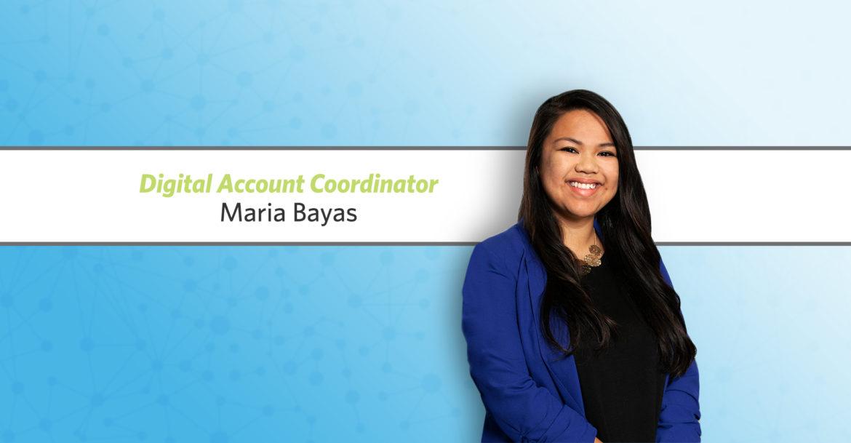 Maria Digital Account Coordinator