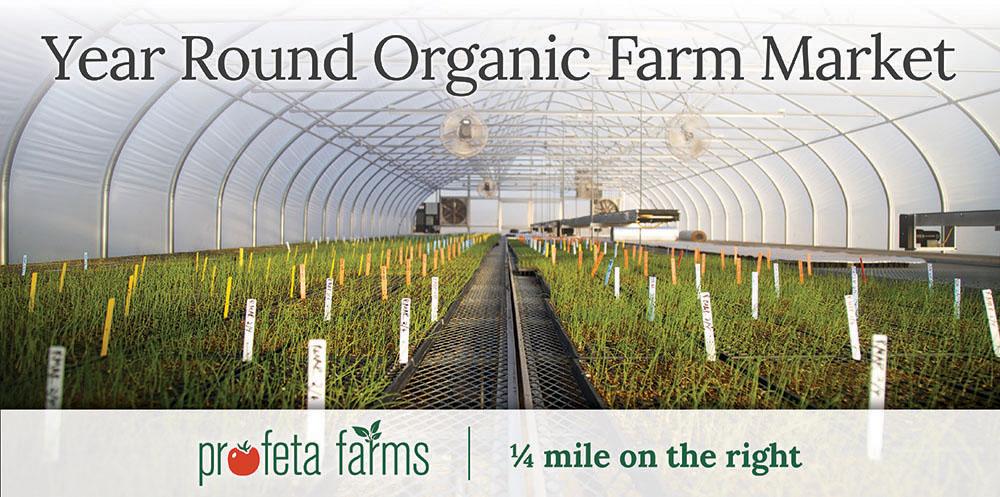 Year Round Organic Farm Market