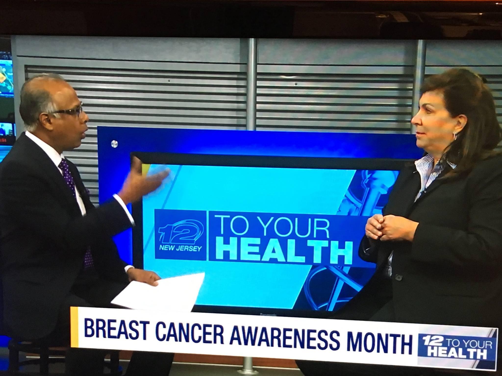 RWJ Breast Cancer Awareness