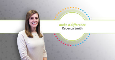 Make a Difference: Rebecca