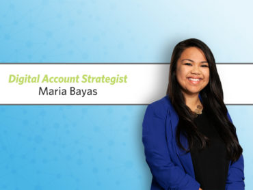 R&J Promotes Maria Bayas to Digital Account Strategist