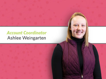Ashlee Weingarten Joins R&J as Account Coordinator