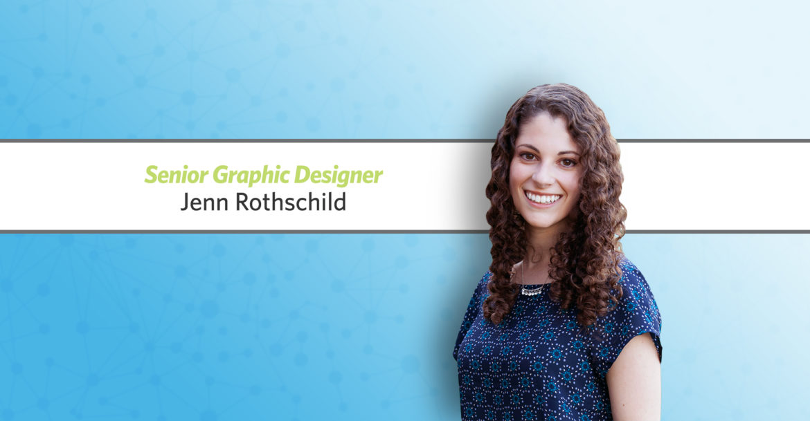 R&J Promotes Jenn Rothschild to Senior Graphic Designer