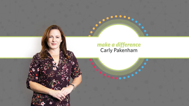 Carly Pakenham Make A Difference