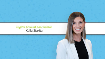 R&J Strategic Communications Promotes Kaila Starita to Digital Account Coordinator