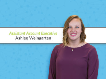 Assistant Account Executive, Ashlee Weingarten
