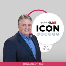 John Lonsdorf ICON Awards