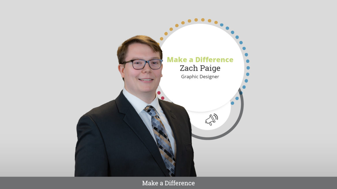 Zach Paige Make a Difference