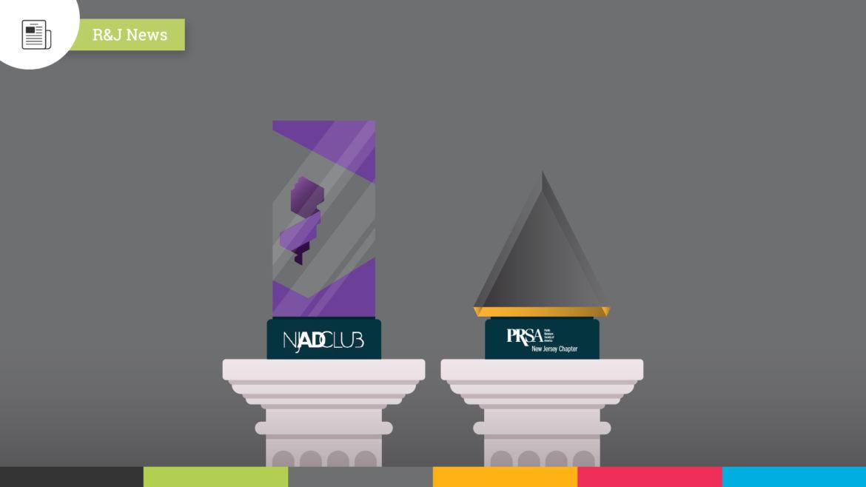 Pyramid and NJ Ad Club Awards
