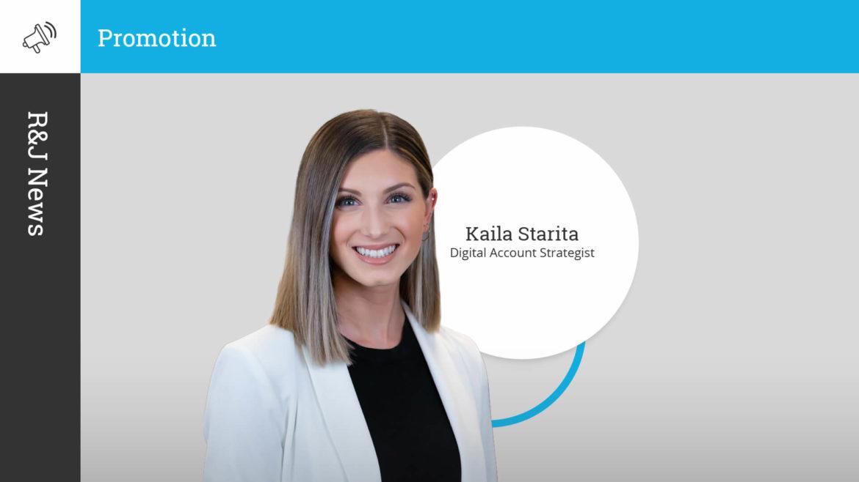 Promotion Kaila