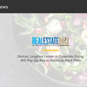 Dartcor B2B Dining Solution